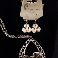 Jewelry, white, silver, Necklaces, Necklace, Dinner, Pearl, Cheap, Rehersal