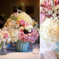 Reception, Flowers & Decor, pink, Inspiration board