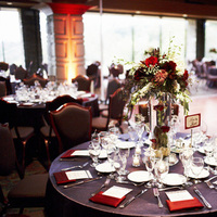 Reception, Flowers & Decor, red, black, Florals, Cami erik