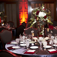 Reception, Flowers & Decor, red, black, Table, Cami erik