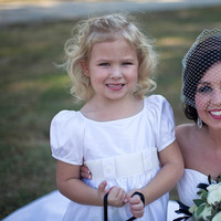 Beauty, white, black, Makeup, Hair, Flower girl, Dan klutz photography