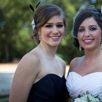 Beauty, Bridesmaids, Bridesmaids Dresses, Photography, Fashion, white, black, Makeup, Maid of honor, Dan, Klutz