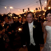 Reception, Flowers & Decor, Sparklers, Dan klutz photography