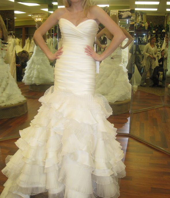 Wedding Dresses, Fashion, dress, Wedding, Lazaro, Beautiful, For, Sale, 3050, Lazaro3050