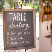 Flowers & Decor, Tables & Seating, Inspiration board, Tables