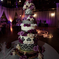 Reception, Flowers & Decor, Cakes, cake, Inspiration board