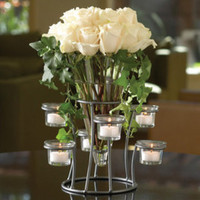 Reception, Flowers & Decor, Centerpieces, Centerpiece, Vase, Penelope