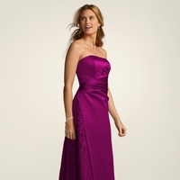 Bridesmaids, Bridesmaids Dresses, Wedding Dresses, Fashion, purple, dress, Bridesmaid, Sangria
