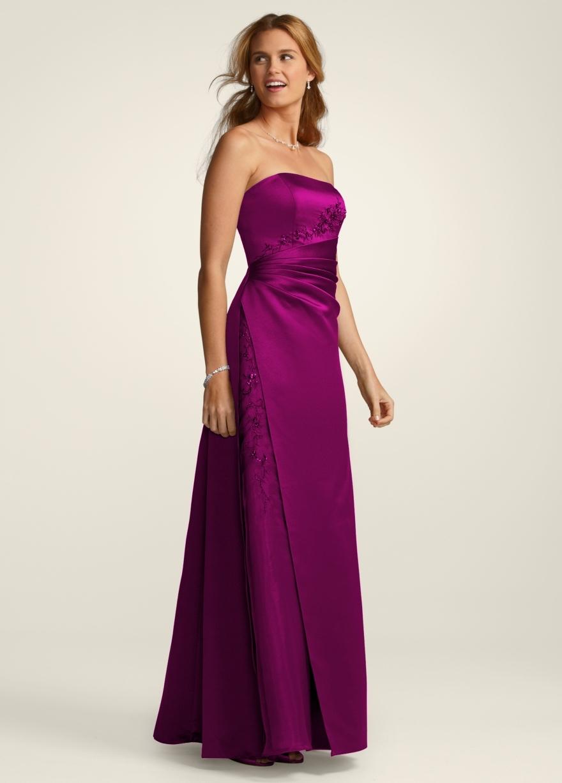 Bridesmaids, Bridesmaids Dresses, Wedding Dresses, Fashion, purple, dress, Bridesmaid, Sangria