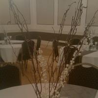 Centerpiece, Branch, Willow