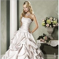 Wedding Dresses, Fashion, white, dress, China, Dressilyme, Replica