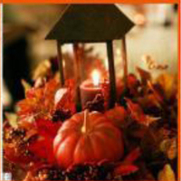 Reception, Flowers & Decor, orange, red, Flowers