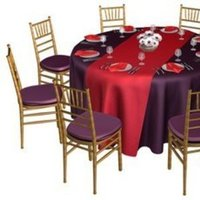 Reception, Flowers & Decor, red, purple