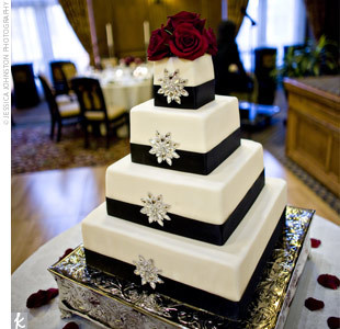 Cakes, white, red, black, cake, Inspiration board