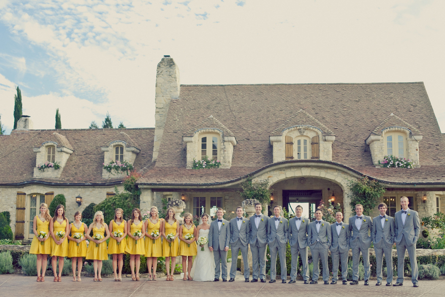 yellow, Party, Grey, Bridal, Estate, Erin alan