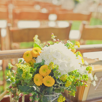 white, yellow, Rustic, Greenery, Mums, Erin alan
