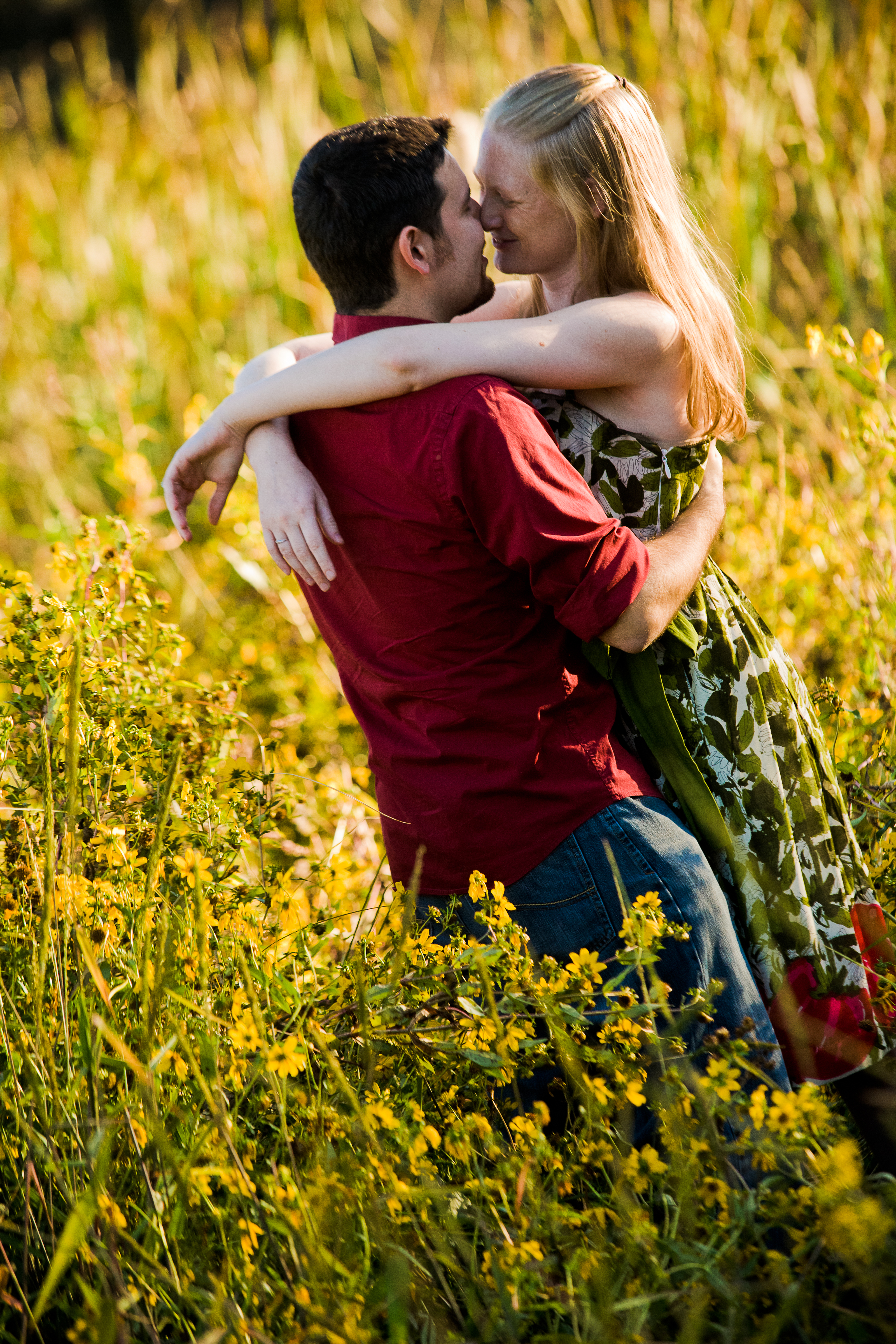 yellow, green, gold, Engagement, Session
