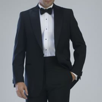 Fashion, black, Men's Formal Wear, Tux, Smoking