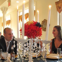 Reception, Flowers & Decor, Votives