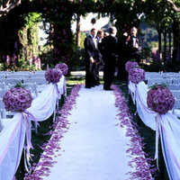 Ceremony, Flowers & Decor, purple