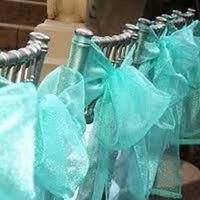 Reception, Flowers & Decor, Chair, Ties