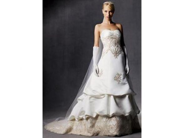 Wedding Dresses, Lace Wedding Dresses, Fashion, ivory, dress, Wedding, Lace