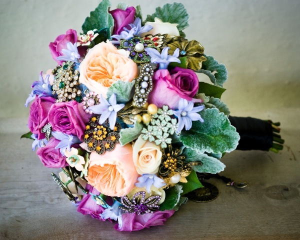 Flowers & Decor, Jewelry, Brooches, Bride Bouquets, Flowers, Bouquet, Brooch, Inspiration board