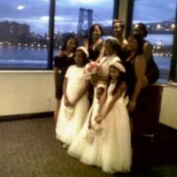 Bridesmaids, Bridesmaids Dresses, Fashion, pink, black