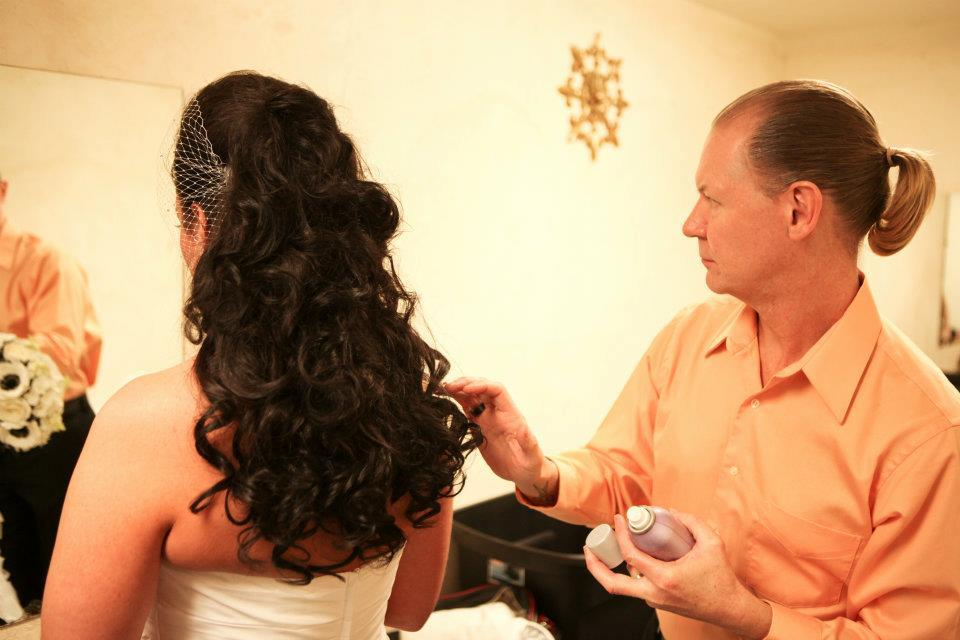 Beauty, Hair, Dallas, Theater wedding, Lakewood theater