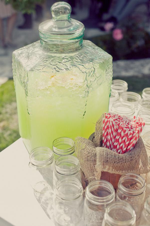 Vintage, Lemonade, Jars, Mason, Erin alan