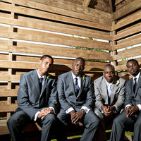 white, blue, silver, Groomsmen