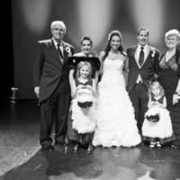 Ceremony, Flowers & Decor, Dallas, Theater wedding, Lakewood theater