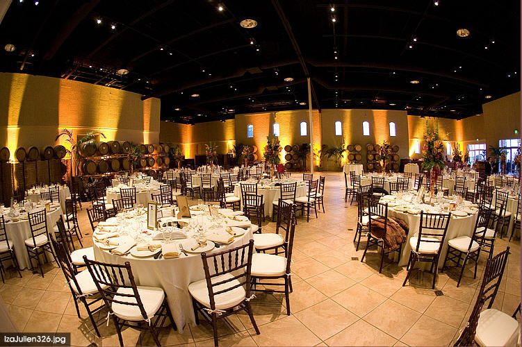 Reception, Flowers & Decor, Center, Event, Palm, Ballroom