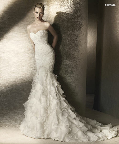 Wedding Dresses, Fashion, dress, San, Patrick, Eresma