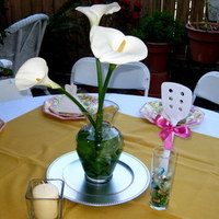Reception, Flowers & Decor, Centerpieces, Bridal, Shower