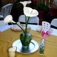 Reception, Flowers & Decor, Centerpieces, Bridal, Shower