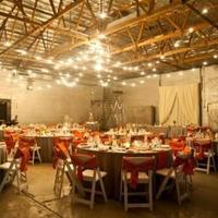 Reception, Flowers & Decor, orange, silver, Tables & Seating, Tables