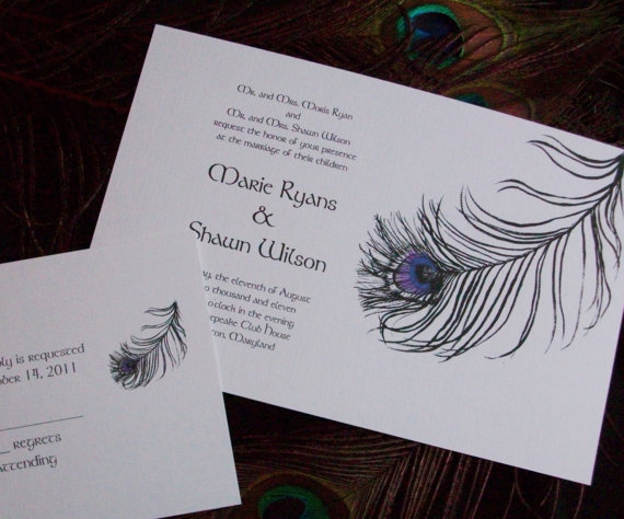 Ceremony, Reception, Flowers & Decor, Stationery, Invitations