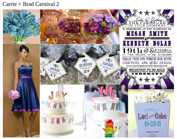 purple, blue, Carnival