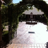 Reception, Flowers & Decor, green, Courtyard