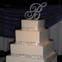 Cakes, silver, gold, cake