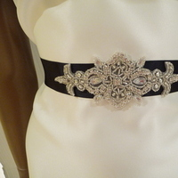 Jewelry, Bridesmaids, Bridesmaids Dresses, Wedding Dresses, Fashion, white, black, silver, dress