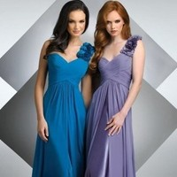 Bridesmaids, Bridesmaids Dresses, Wedding Dresses, Fashion, purple, blue, dress
