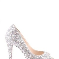 Shoes, Fashion, white, silver, Wedding, Outerinner