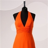 Bridesmaids, Bridesmaids Dresses, Fashion, orange, Dresses, Bridesmai, Outerinner