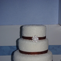Reception, Flowers & Decor, Cakes, white, pink, red, silver, cake