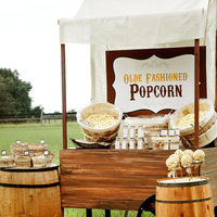 Favors & Gifts, Favors, Bar, Popcorn