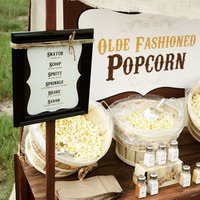 Favors & Gifts, Favors, Bar, Popcorn