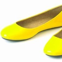 Shoes, Fashion, yellow