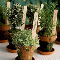 Eco-Friendly Wedding Favors & Gifts, Garden Wedding Favors & Gifts